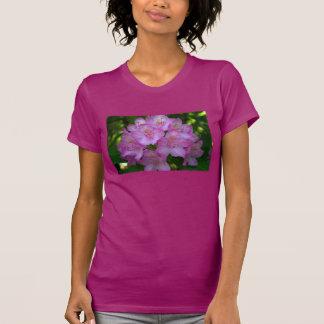Rododendro púrpura rosáceo Catawbiense Camiseta