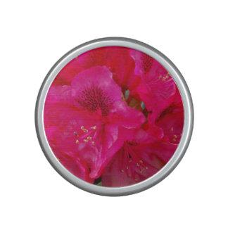 Rododendro rosado altavoz bluetooth