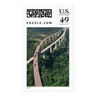 Rodovia dos Imigrantes Rodovia Anchieta Brazil Postage Stamps