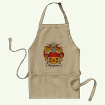 Rodrigues Family Crest Apron