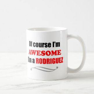 Rodriguez Awesome Family Coffee Mug
