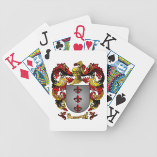 Rodríguez Coat of Arms Playing Cards