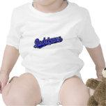 Rodriguez en azul traje de bebé