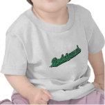 Rodriguez en verde camisetas