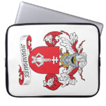 Rodriguez Family Crest Laptop Computer Sleeves