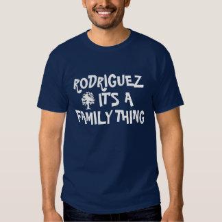 Rodriguez Family Reunion T-shirt