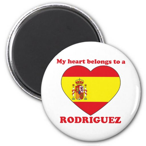 Rodriguez Magnets