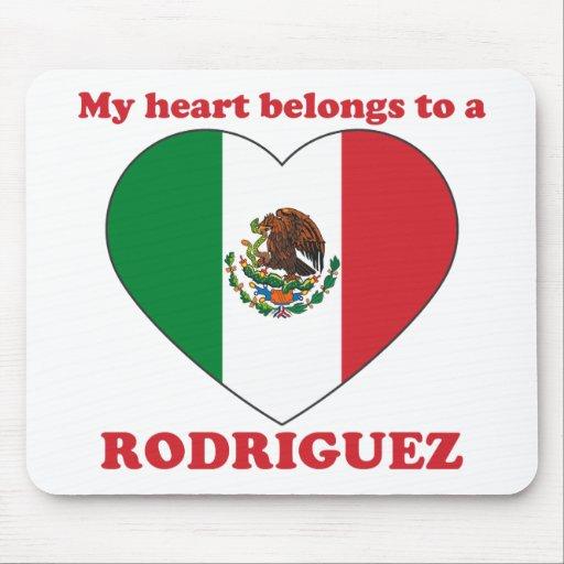 Rodriguez Mouse Mat