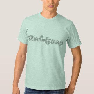 Rodriguez T-Shirt Gray Logo