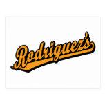 Rodriguez's in Orange Postcards