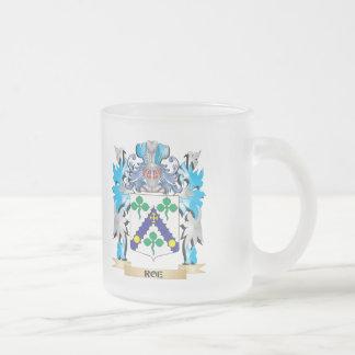 Roe Coat of Arms - Family Crest Mug