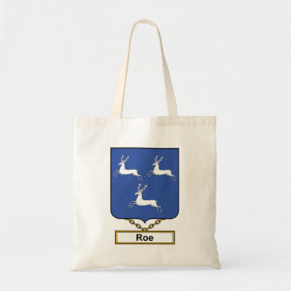 Roe Family Crest Bags