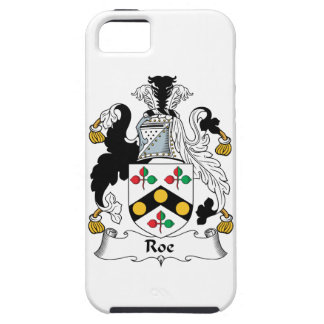 Roe Family Crest iPhone 5 Covers