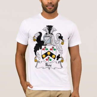 Roe Family Crest T-Shirt