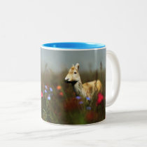 Roe in a Meadow Mug