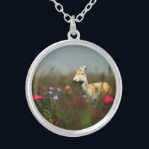 Roe in a Meadow Necklace