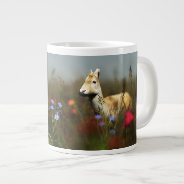 Roe in a Meadow Specialty Mug