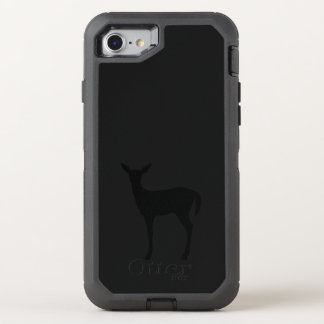 roe silhouette OtterBox defender iPhone 7 case