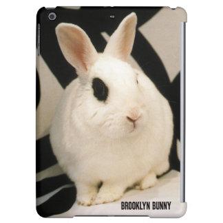 Roebling the Brooklyn Bunny iPad Air Covers