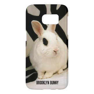 Roebling the Brooklyn Bunny Samsung Galaxy S7 Case