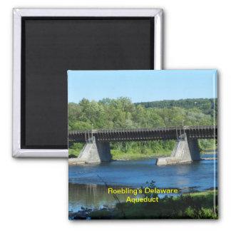 Roebling's Delaware Aqueduct Magnet