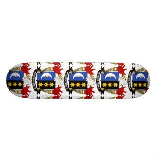 Roeder Family Crest Skate Deck