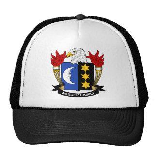 Roeder Family Crest Trucker Hat