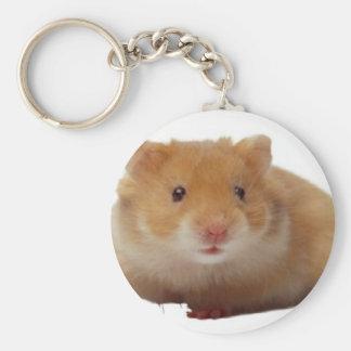 roedor0 yellow rat engraçadinho basic round button keychain