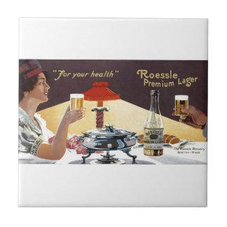 Roessle Premium Lager Ceramic Tile