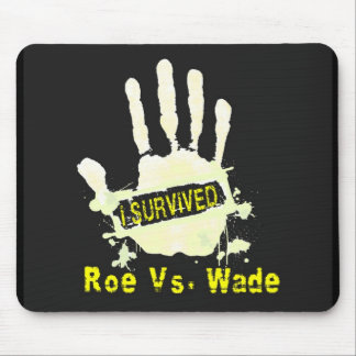RoeVWade2 Mouse Pad