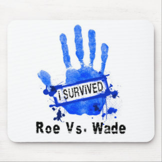 RoeVWade Mouse Pad