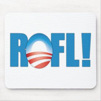 ROFL Anti Obama Mouse Pad