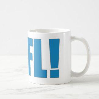 ROFL Anti Obama Classic White Coffee Mug