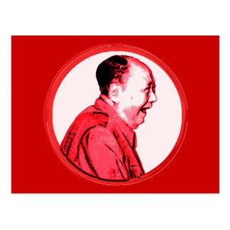 ROFL Mao Postcard