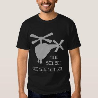 Roflcopter Soi T Shirt (Dark)