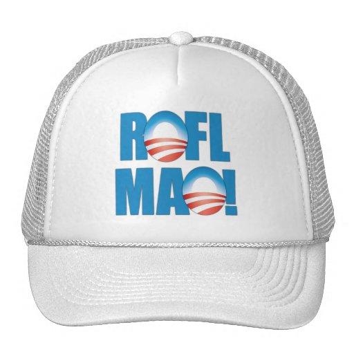 ROFLMAO Anti Obama Hats