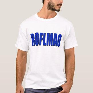 ROFLMAO-blue T-Shirt