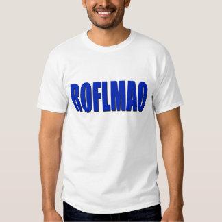 ROFLMAO-blue Tee Shirt