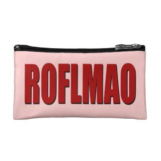 ROFLMAO Cosmetic Bag Any Color