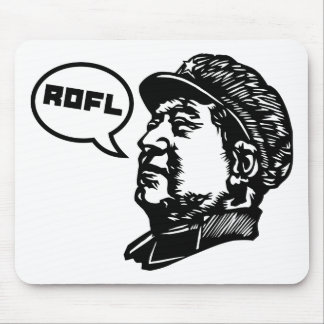 ROFLMAO MOUSE PAD