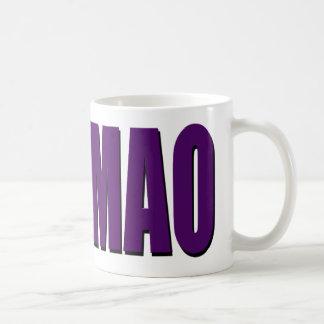 ROFLMAO - purple Coffee Mug
