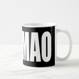 ROFLMAO-white Classic White Coffee Mug
