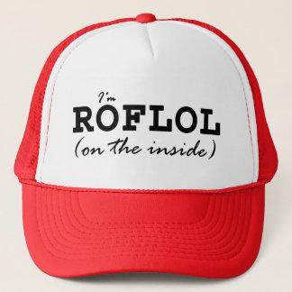 ROFLOL TRUCKER HAT
