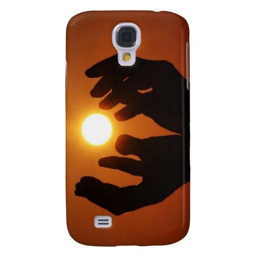 Rogación al Sun Funda Para Galaxy S4