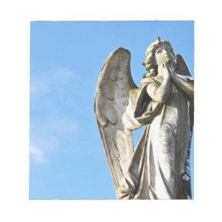 Rogación del ángel blocs de notas