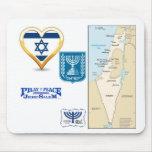 Rogación para Israel Tapete De Raton
