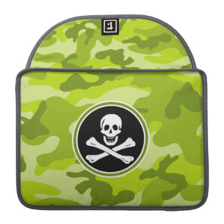 Rogelio alegre; camo verde claro, camuflaje funda para macbooks