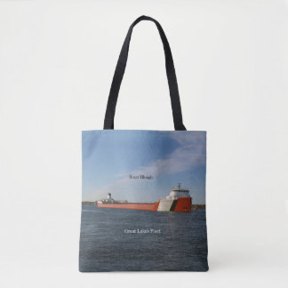 Roger Blough all over tote bag