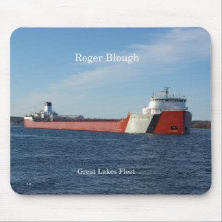 Roger Blough mousepad