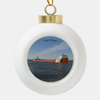 Roger Blough ornament